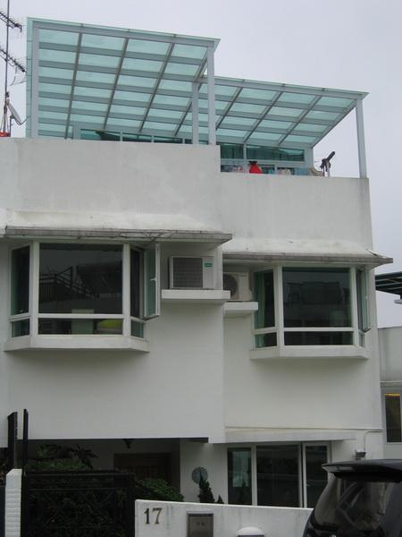 新派铝窗玻璃屋设计工程公司 - 玻璃屋